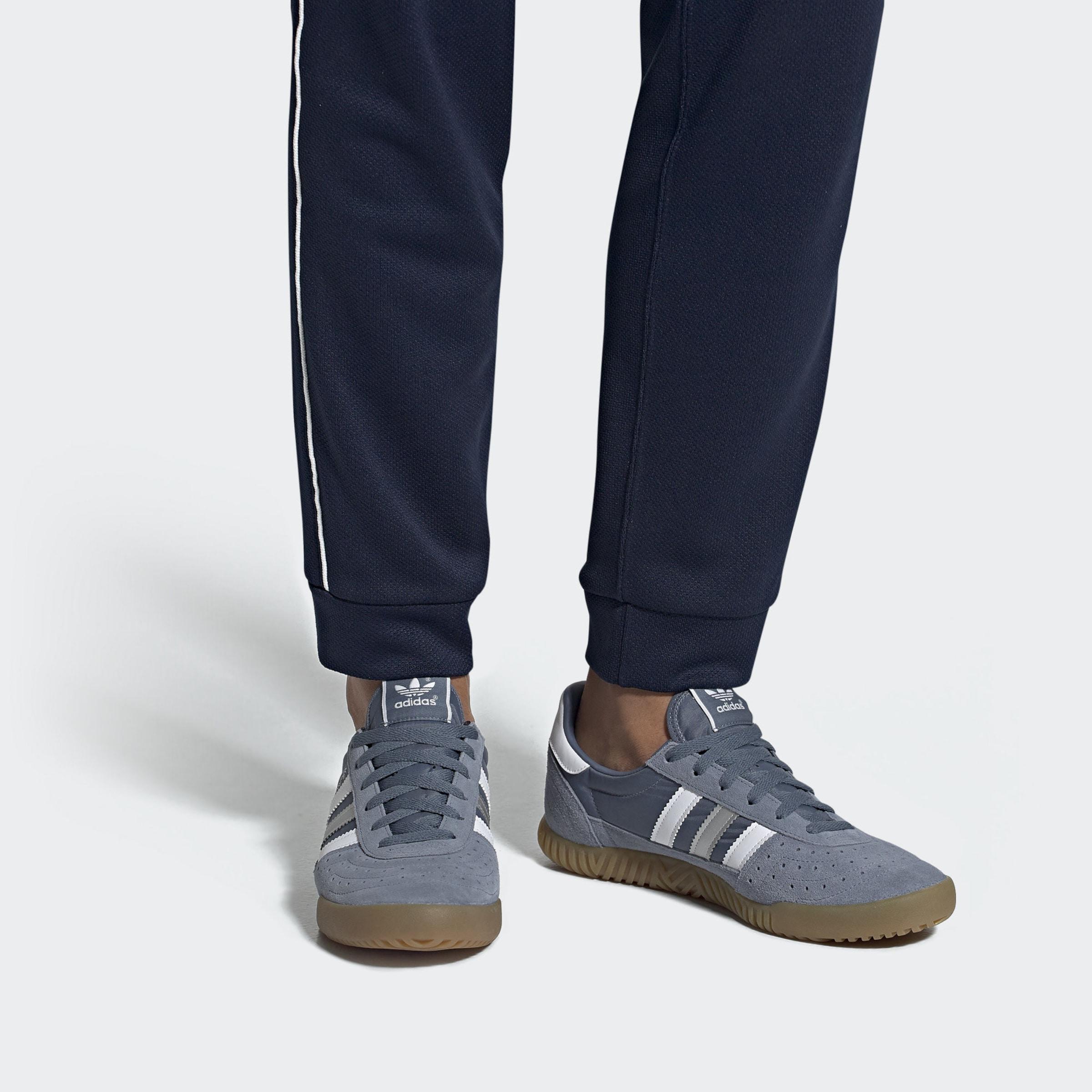 adidas Indoor Super Schuh Blau   adidas Deutschland