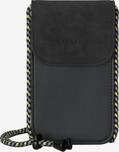Expatrié Smartphonehoesje 'Amelie' in de kleur Geel / Grijs / Zwart, Productweergave