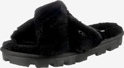UGG Mājas apavi 'FUZZETTE' melns, Preces skats