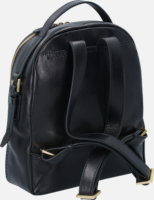 The Bridge 'Rock City' Rucksack Leder 30 cm