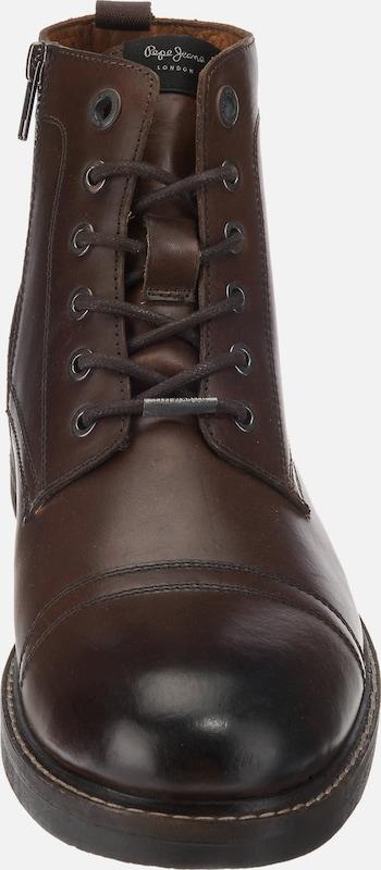Pepe Jeans Schnürstiefeletten 'Hubert Boot' Boot' Boot' 396f20