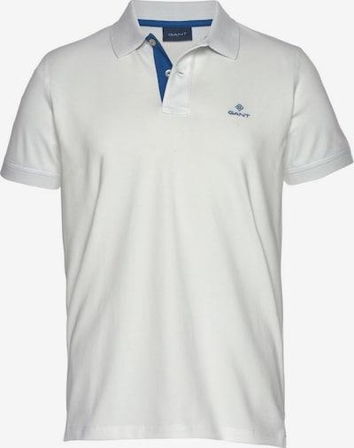 GANT Poloshirt in blau / offwhite, Produktansicht
