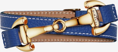 Dimacci Armband 'Alba' in blau, Produktansicht