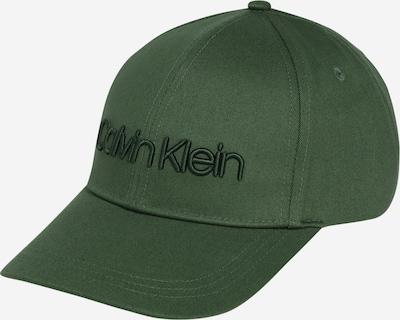 Calvin Klein Cap in grün, Produktansicht