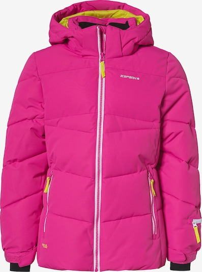 ICEPEAK Skijacke in pink, Produktansicht
