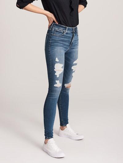Abercrombie & Fitch Jeans 'DEST SIMONE' in blue denim, Modelansicht