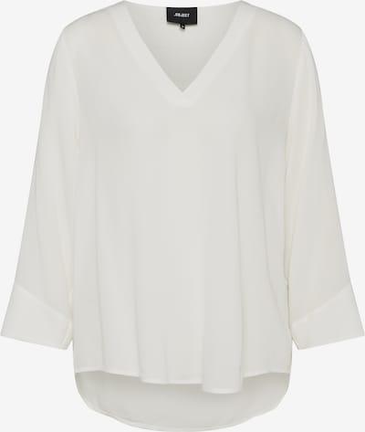 OBJECT Shirt 'BAY' in weiß, Produktansicht