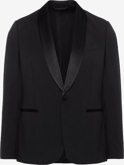 J.Lindeberg 'Savile Tux Comfort' Woll Blazer in schwarz, Produktansicht
