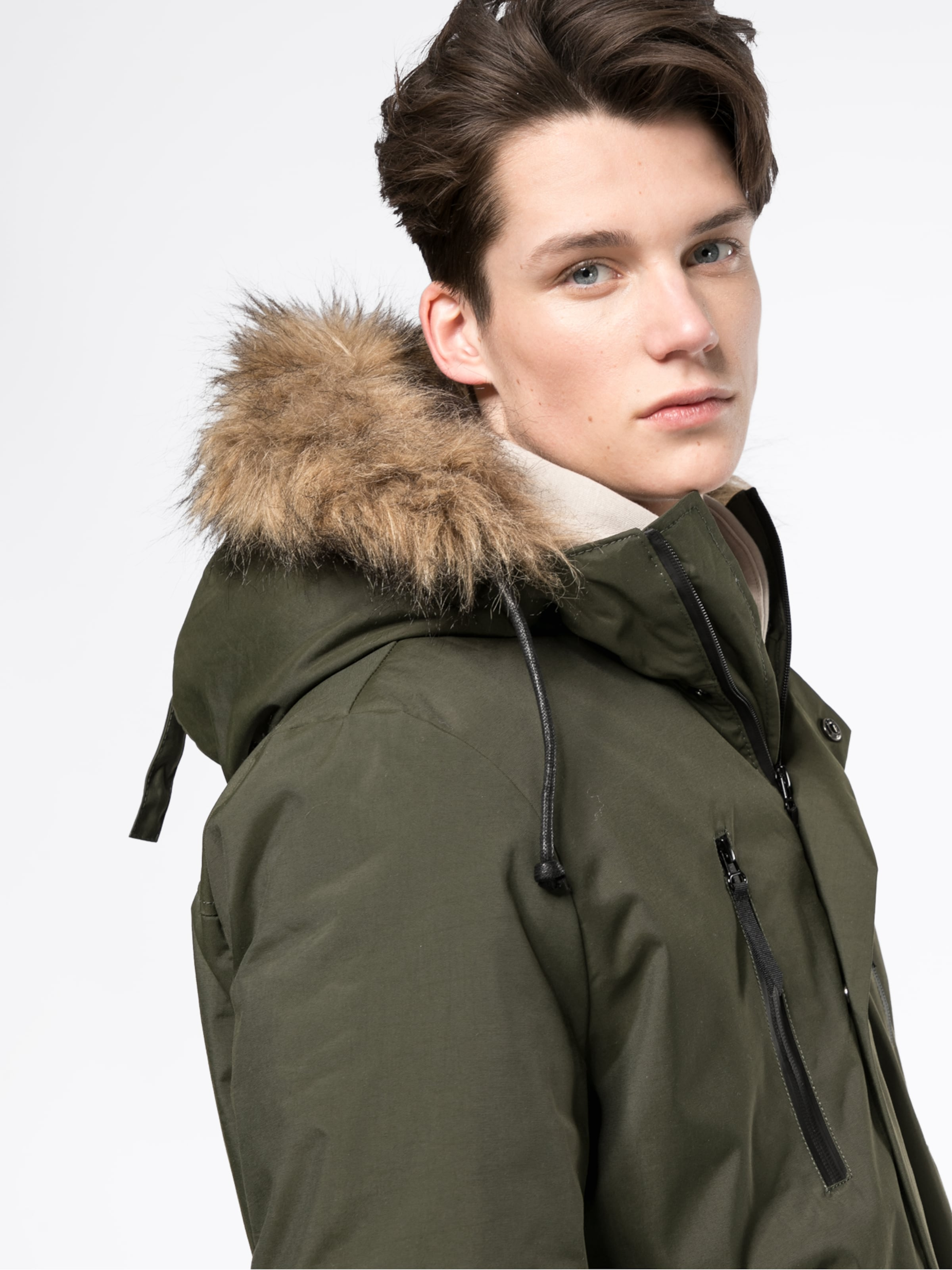 NEW LOOK Parka 'TRADITIONAL' Billige Finish t2cpkuklw