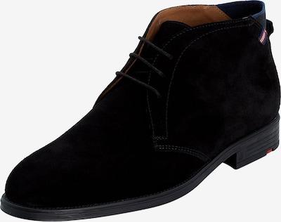 LLOYD Schnürschuh 'PATRIOT' in schwarz, Produktansicht