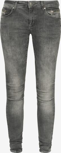 Miracle of Denim Jeans 'Eva' in grey denim, Produktansicht