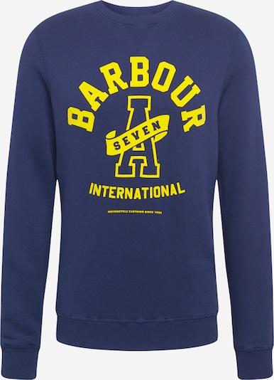 Barbour International Jaka ar kapuci kamuflāžas / dzeltens, Preces skats