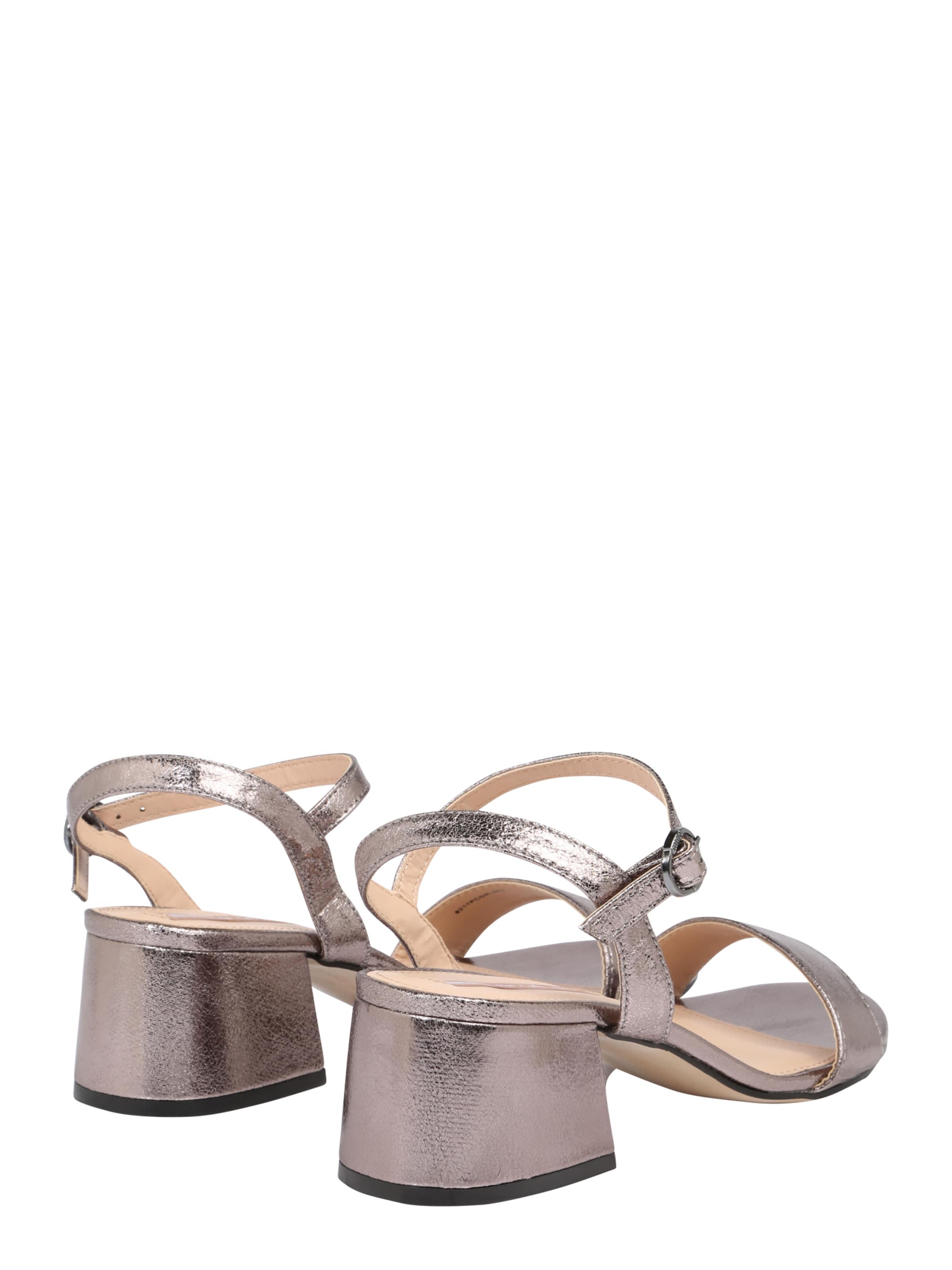 Günstig Kaufen Auslassstellen MTNG Sandalette im Metallic-Look Rabatt Eastbay Billig Verkauf Schnelle Lieferung Shop Für Günstigen Preis tn1pqkK