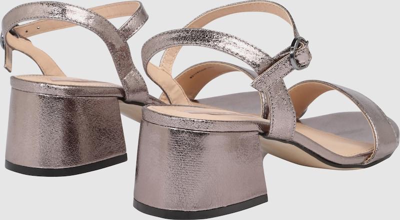 MTNG Sandalette im Metallic-Look Günstige und langlebige Schuhe