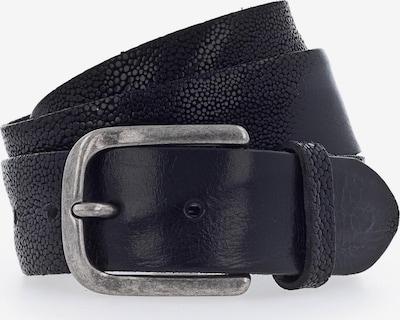 b.belt Handmade in Germany Ledergürtel in schwarz, Produktansicht