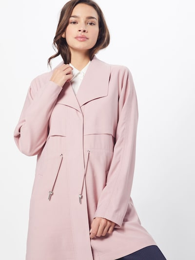VILA Tenký kabát 'Vianina' - růžová, Model/ka