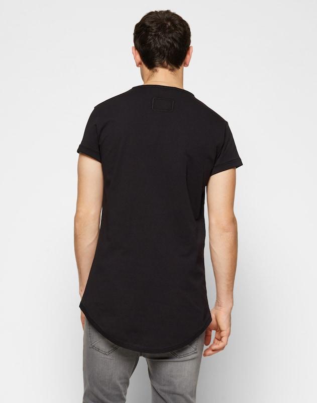 T En 'milo' Tigha Noir shirt 3FT1cKlJ