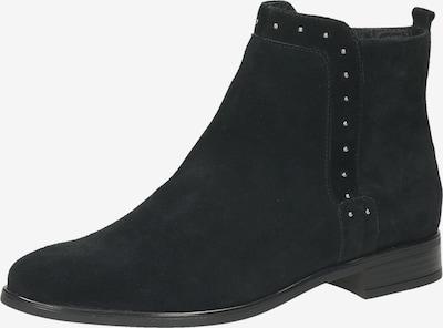 Venturini Milano Ankle Boots in schwarz, Produktansicht