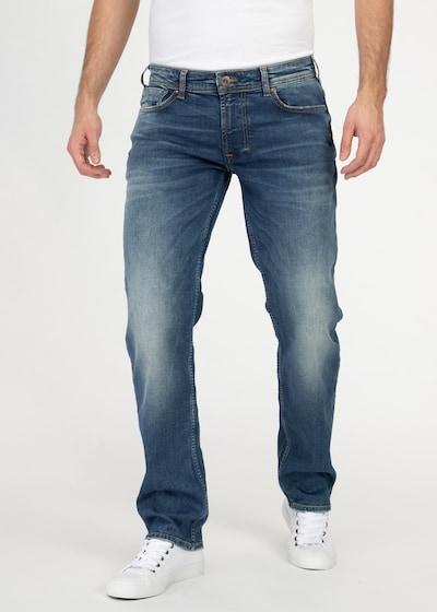 Miracle of Denim Jeans 'Thomas' in blue denim, Modelansicht