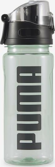 PUMA Trinkflasche in smaragd / schwarz, Produktansicht