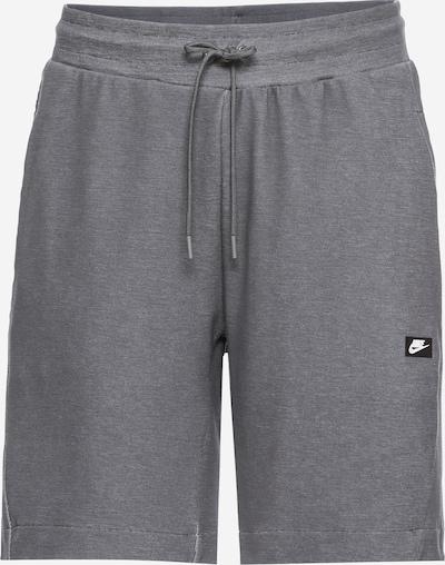 Nike Sportswear Nohavice 'M NSW OPTIC SHORT' - tmavosivá, Produkt