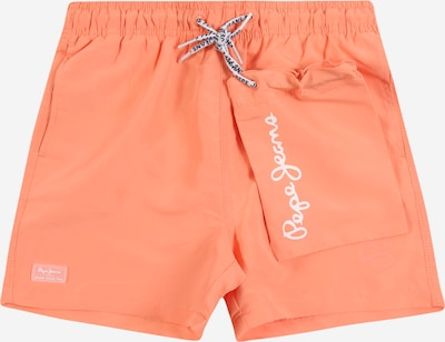Pepe Jeans Badehose 'Guido' in orange, Produktansicht