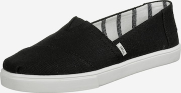 TOMS Slippers i svart