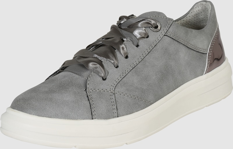 s.Oliver RED LABEL Sneaker mit Metallic-Finish