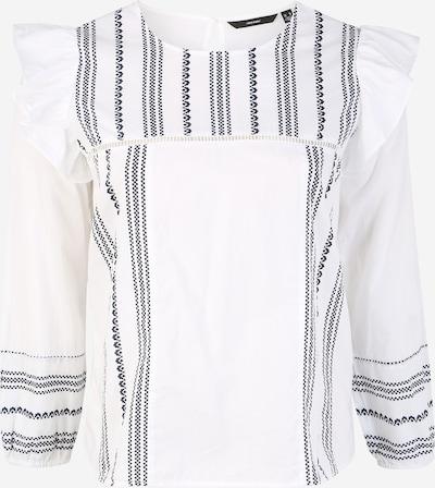 fehér Vero Moda Curve Blúz 'VMOGGA LS BLOUSE - K CURVE', Termék nézet