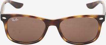 Ray-Ban Solglasögon 'JUNIOR NEW WAYFARER' i brun