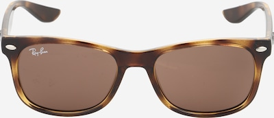 Ray-Ban Sonnenbrille 'JUNIOR NEW WAYFARER' in braun, Produktansicht