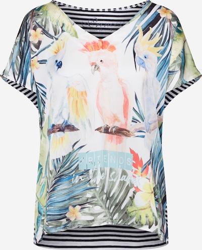 PRINCESS GOES HOLLYWOOD T-shirt en blanc, Vue avec produit