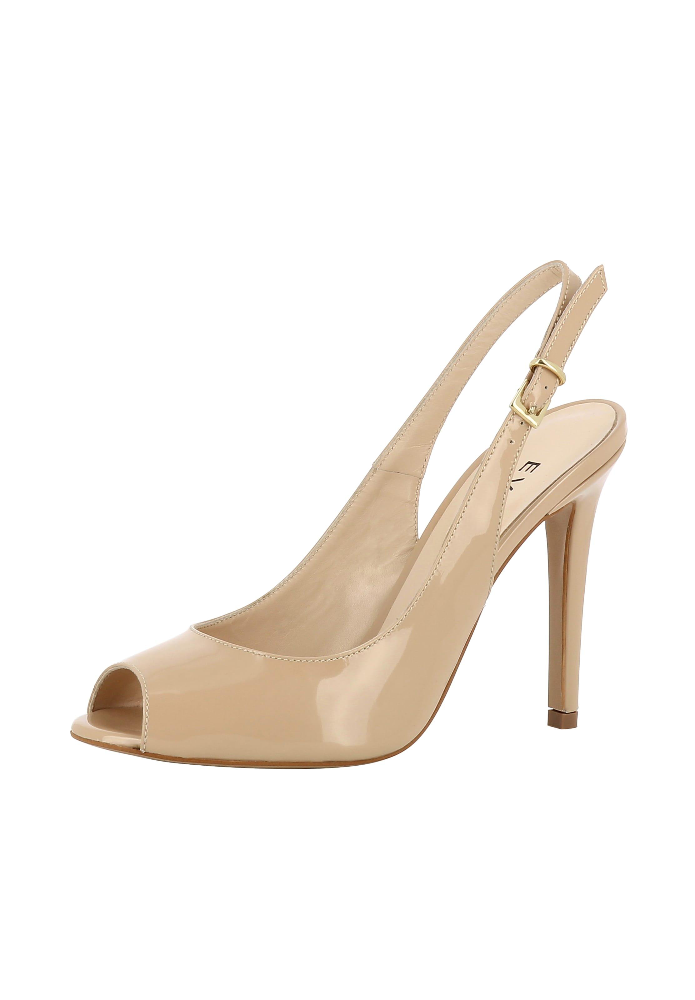 EVITA Sling Peeptoe ALESSANDRA Verschleißfeste billige Schuhe