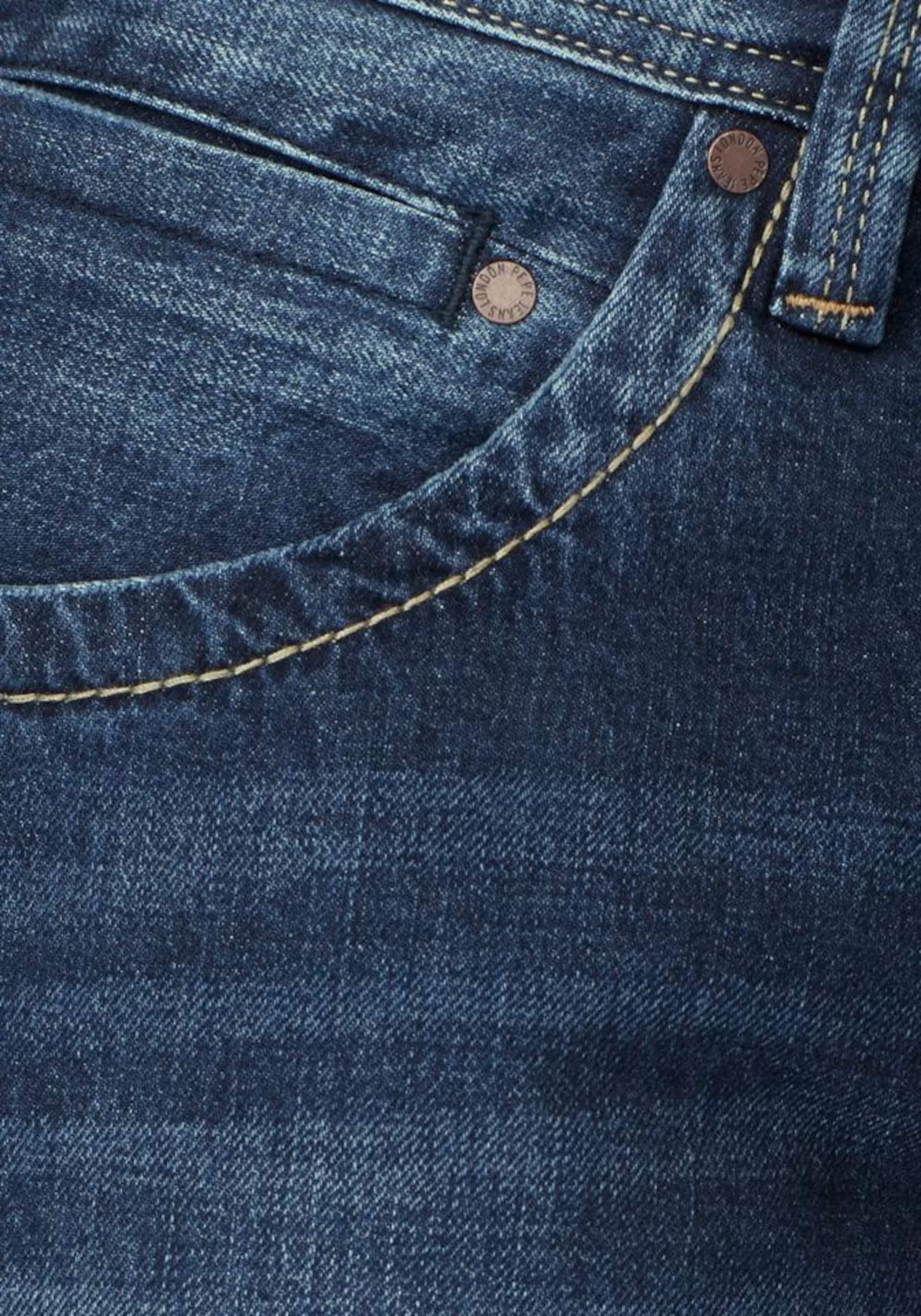 In 'jeanius' Blue Pepe Jeans Denim I2EDWeH9Y