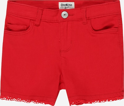 OshKosh Shorts 'Ruby' in rot, Produktansicht