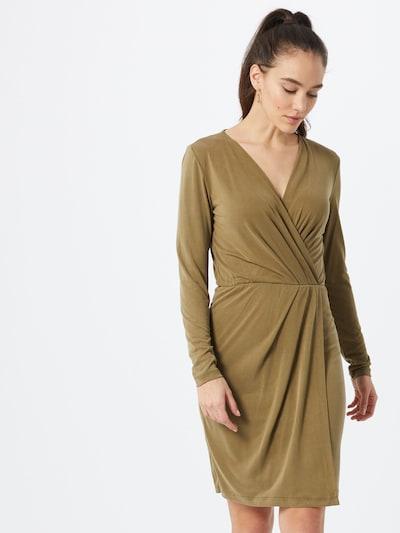mbym Kleid 'Madena' in oliv, Modelansicht