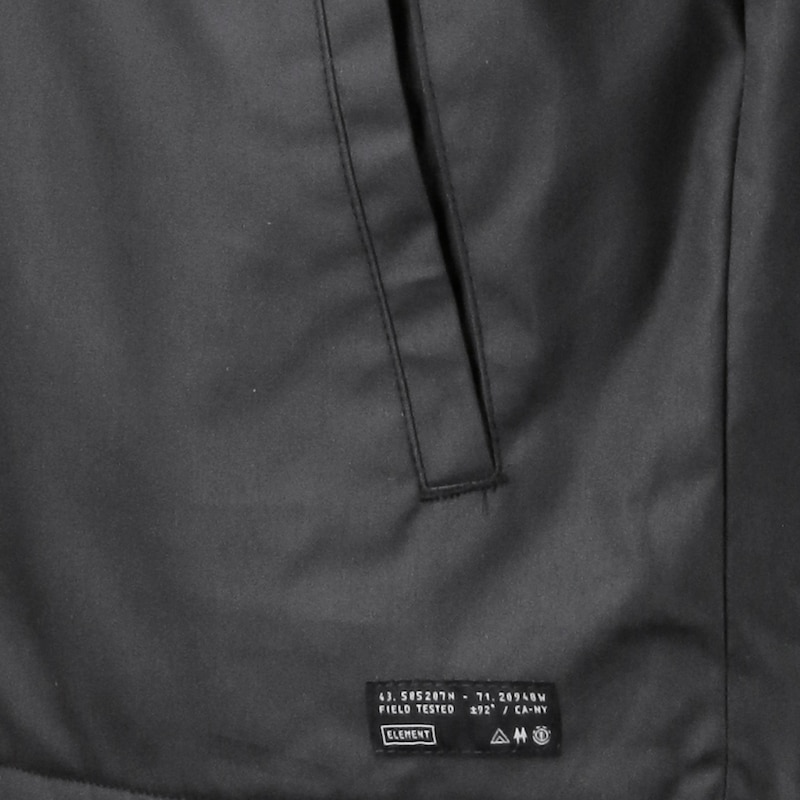 ELEMENT 'ALDER WAX' Parka