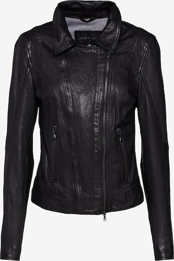 OAKWOOD Jacken 'FIDJI' in schwarz, Produktansicht