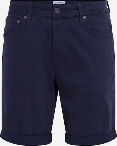 JACK & JONES Shorts 'RICK' in navy, Produktansicht