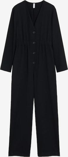 MANGO Overall 'Simo-i' in schwarz, Produktansicht