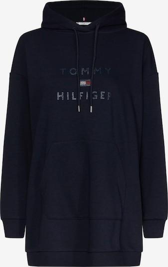 TOMMY HILFIGER Sweatkleid in blau, Produktansicht