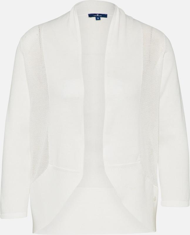 Cardigan Blanc Tailor Tom En Cassé v80wmNn