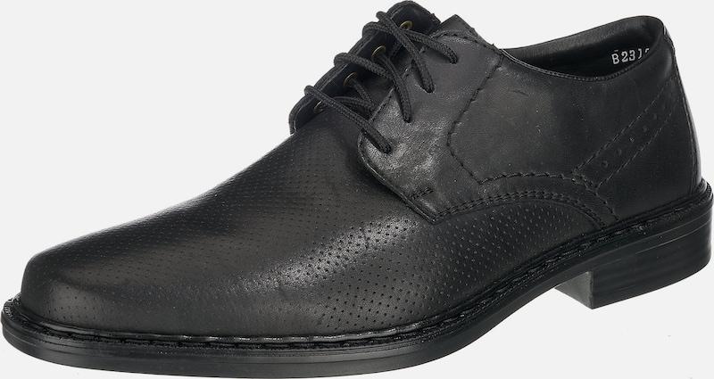 RIEKER Schnürschuhe in schwarz | ABOUT YOU