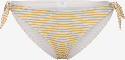 ABOUT YOU Bikinové nohavičky 'Jolina' - žlté / biela, Produkt