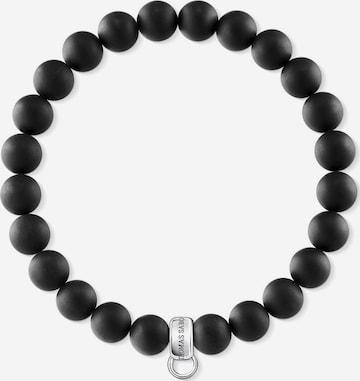 Thomas Sabo Armband in Black