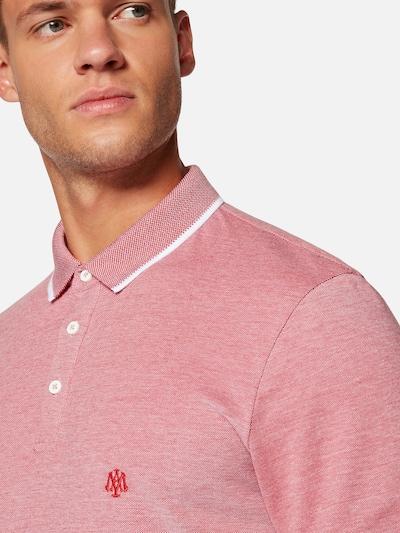 Mavi Poloshirt ' POLO TEE ' in rotmeliert, Produktansicht