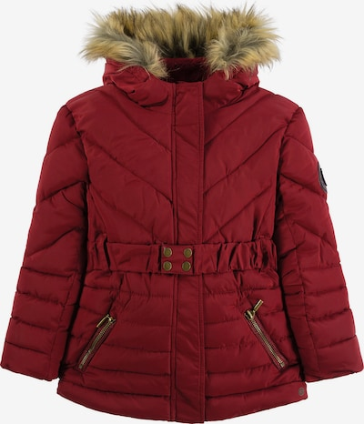 TOM TAILOR Winterjacke in dunkelrot, Produktansicht