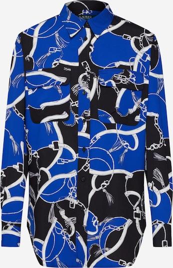 kék / fekete Lauren Ralph Lauren Blúz, Termék nézet