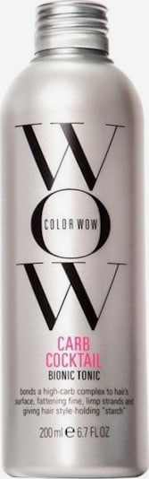 Color WOW Tonic 'Carb Cocktail' in schwarz / silber, Produktansicht