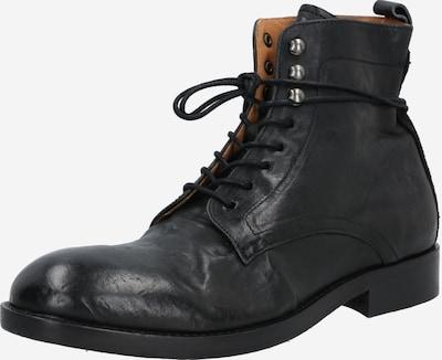 Hudson London Čizme sa vezicama u crna, Pregled proizvoda